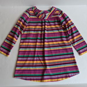 Hanna Andersson size 110 striped dress